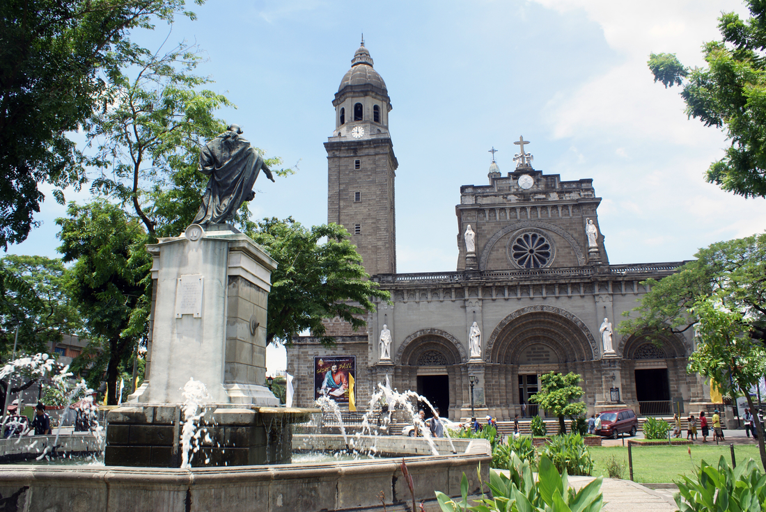 day tours in manila philippines