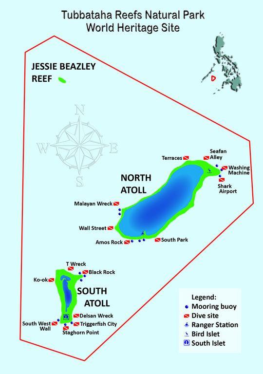 אתרי צלילה בפיליפינים