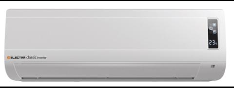 אלקטרה דגם CLASSIC INVERTER 12 דירוג אנרגטי : E