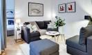דירה בפריז - דירת שלושה חדרי שינה וסלון | אופרה