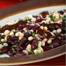 תבשיל חורף: שעועית מתקתקה ברוטב לתת, קוזו וסויה-תמרי