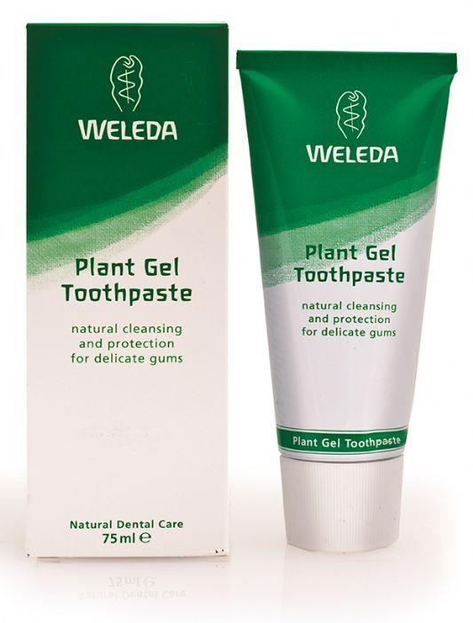 תוספת משחת שיניים צמחית - WELEDA | ביו-גאיה ZG-06