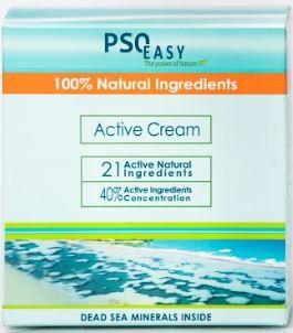 """קרם טיפולי פסואיזי (250 מ""""ל) - PsoEasy"""