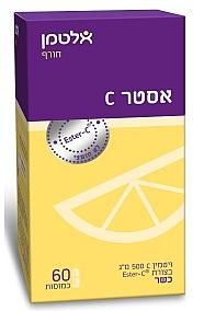 ויטמין אסטר סי - 500 - Ester C - אלטמן