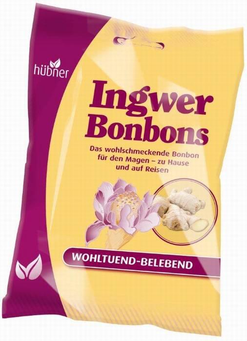 סוכריות גינגר לגרון ולשיעול (69 גר') - טננבלוט
