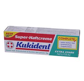 סנסציוני קוקידנט משחת הצמדה לשיניים תותבות - Kukident | ביו-גאיה CV-12