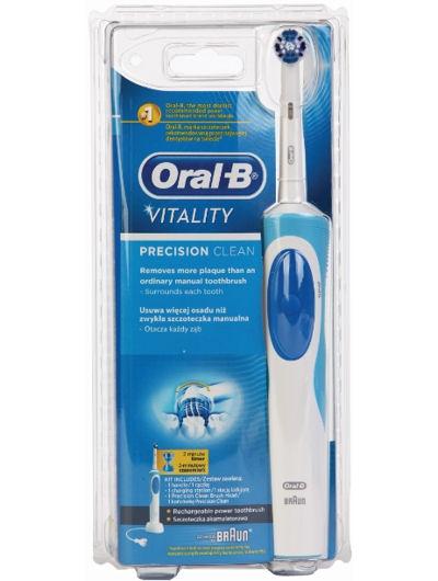 בלתי רגיל מברשת-שיניים-חשמלית-אורל-בי-Oral-B-Vitality   ביו-גאיה BJ-61