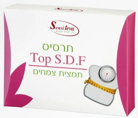 """תרסיס דיאטה (30 מ""""ל) Top S.D.F - סנסי טבע"""