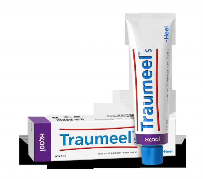 טראומיל משחה (100 גרם) - Traumeel Ointment - אלטמן