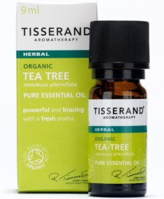 """שמן עץ התה אורגני (9 מ""""ל) - טיסרנד"""