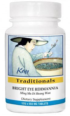 ברייט איי (120 טבליות) - Kan Herbs