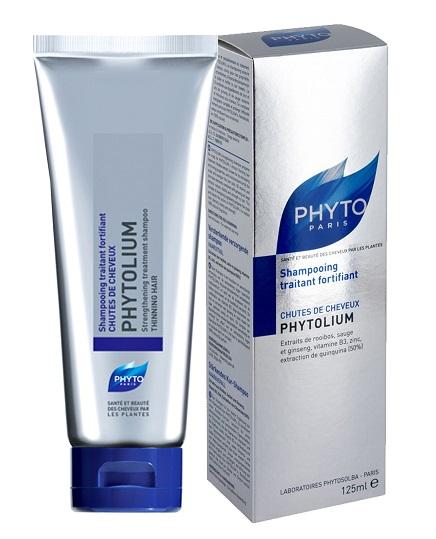 "PHYTO - פיטוליאום שמפו לשיער דליל בגברים (125 מ""ל) - פיטו פריז"
