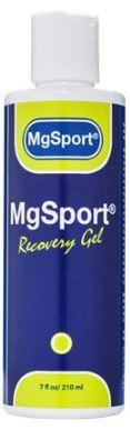 """ג'ל מגנזיום להקלה על מחושים (200 מ""""ל) - MgSport"""