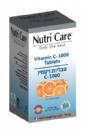 ויטמין Nutri Care - C1000 - חסר במלאי