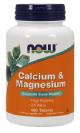 סידן + מגנזיום (100 טבליות) - NOW