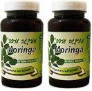 מבצע - כמוסות עלי מורינגה (זוג - 240 כמוסות) - מורינגה ערבה