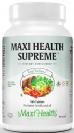 מאקסי הלת' סופרים (120 טבליות) Maxi Health Supreme  - חסר במלאי