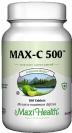 סי 500 (100 טבליות) Maxi Health - Max C500