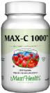 מאקס Maxi Health - MAX C-1000  - חסר במלאי