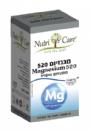 """מגנזיום 520 מ""""ג (60 כמוסות) - Nutri Care"""