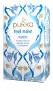 תה אורגני הרגשה חדשה Feel New - פוקה Pukka