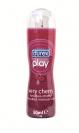 """ג'ל סיכוך (50 מ""""ל) Durex Play Cheeky Cherry"""