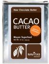 חמאת קקאו (227 גרם) Organic cacao butter - נאביטס