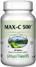 סי 500 (250 טבליות) Maxi Health - Max C500 - תוקף 12/19