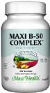 ויטמין B50 קומפלקס (250 כמוסות) - Maxi Health