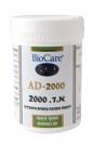 א.ד. 2000 לטיפול בעייפות, דכדוך, דיכאון וחרדות (60 כמוסות) - Bio-Care - חסר במלאי