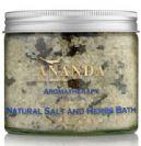 אננדה מלח אמבט וצמחי מרפא