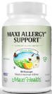 אלרג'י סופורט (90 קפסולות) - Maxi Health - חסר במלאי