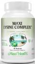 ליזין קומפלקס (60 קפסולות) - Maxi Health  - חסר במלאי