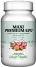 מקסי EPO פרימיום (180 כמוסות רכות) - Maxi Health  - חסר במלאי