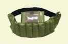 הכרית הירוקה - כרית חימום-קירור לגב התחתון ולבטן 100% טבעית