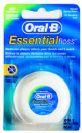 חוט דנטלי עם שעווה מנטה (50 מטר) - Oral-B Essential Floss