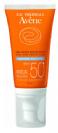 אוון תכשיר הגנה אמולסיה SPF50+ לעור רגיל עד מעורב - Avene