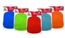 בקבוק מים חמים עם כיסוי מפנק (צבעים לבחירה) - מדיק ספא