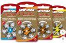 12 סוללות למכשיר שמיעה Rayovac 10