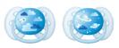 ULTRA SOFT זוג מוצצים 6-18 חודשים - אוונט