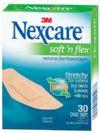 נקסקר סופט אנד פלקסבל לאזורי מפרקים (30 יחידות) - Nexcare