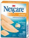 נקסקר אקטיב 30 פלסטרים בצורות שונות - Nexcare