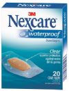 נקסקר אטום למים (20 יחידות) - Nexcare