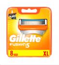 ג׳ילט פיוז׳ן (8 יחידות) Gillette Fusion