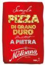 """קמח פיצה דורום (1 ק""""ג) - La Molisana"""