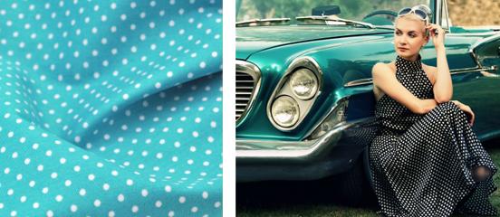 שמלות שנות ה-60 חוזרות לאופנה