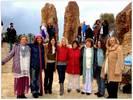 ערב שער 21.12.2012 גן הסלעים בתל אביב, בגשם שוטף