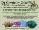 Stone kit for preventing depression!