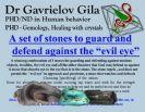 Stone Kit for Protection Against the Evil Eye!
