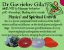 Physical and Spiritual Growth